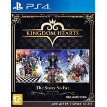 Kingdom Hearts - The Story So Far [PS4]